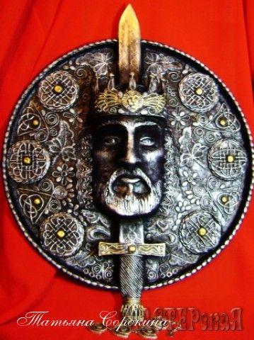 Король Артур.Пейп-арт. | МАCTЕРскаЯ