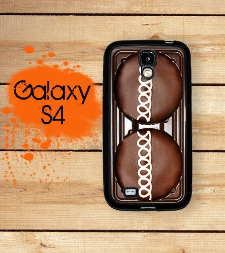 Samsung Galaxy S4 Phone Case Chocolate by TheCuriousCaseLLC