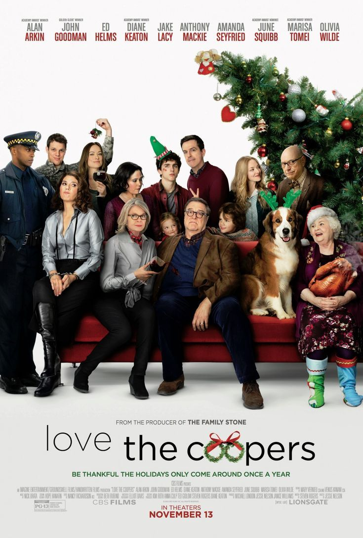 Return To The Main Poster Page For Love The Coopers Saw It And It Will Be In My Yearly Movie To Watch Full Movies Online Free Christmas Movies Holiday Movie