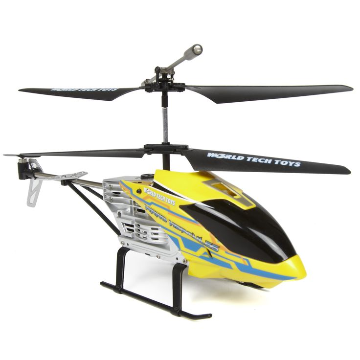 World Tech Nano Hercules Unbreakable 3.5CH RC Helicopter