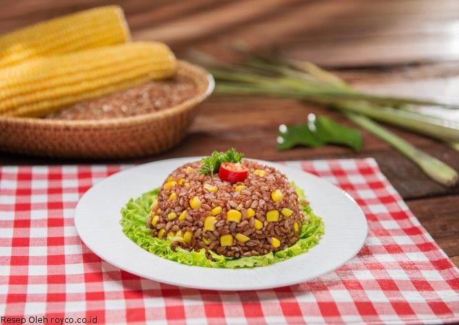 Resep Nasi Merah Jagung Gurih http://www.resepbook.com/resep/nasi-merah-jagung-gurih-474
