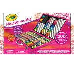 "Crayola Pink Masterworks Art Case -  Crayola - Toys""R""Us"