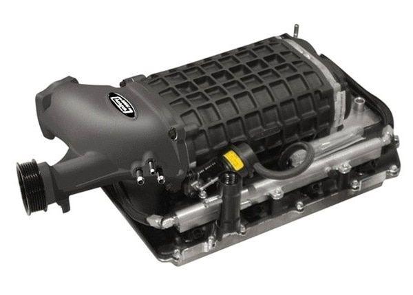 Magnuson Tvs2300 Supercharger Kit For 14 17 Ram Truck 5 7l Hemi Ram Trucks Accessories Ram Trucks Supercharger