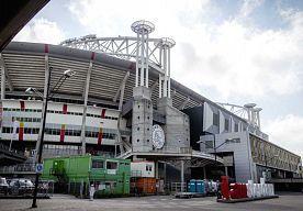 18-Jun-2015 8:59 - AMSTERDAM ARENA BREIDT CAPACITEIT UIT NAAR 53.502 PLAATSEN. Op de noordtribune van de Amsterdam Arena komen extra zitplaatsen door plaatsing van een permanente tribune. Na de zomer wordt de capaciteit,…...