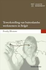 Tewerkstelling van buitenlandse werknemers in België