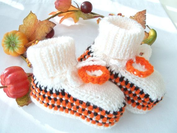 Get the little one dressed in the colours of Halloween!