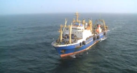 Officials Blame Greenpeace for Detention of Russian Ship in Senegal | News | The Moscow Times