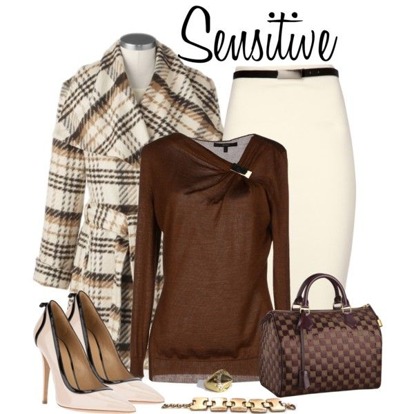 A fashion look from September 2013 featuring Gucci sweaters, Coldwater Creek coats and Jane Norman skirts. Browse and shop related looks.