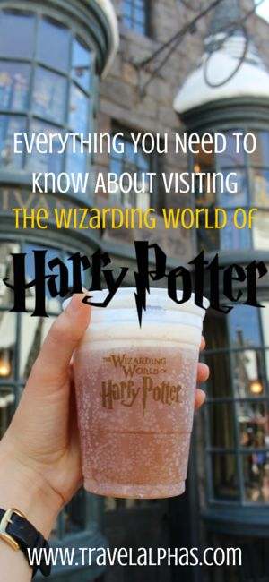 Here's everything you need to know about visiting The Wizarding World of Harry Potter at Universal Studios Hollywood! And yes -- the Butterbeer is delicious!