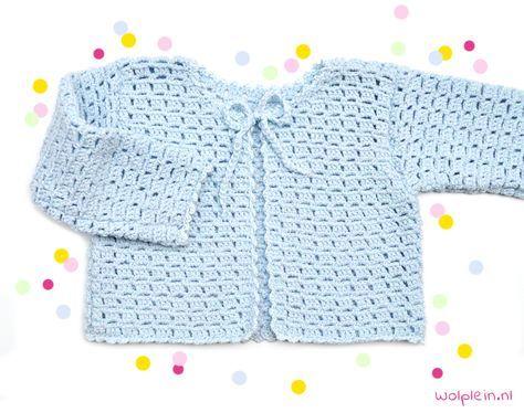 Een kindervestje haken? Met dit zomermodel van byClaire Sparkle laat je je kids sprankelen op de speelplaats. Lees hier het gratis patroon...
