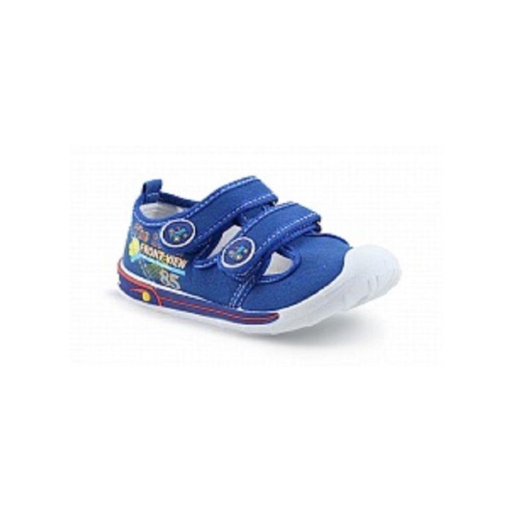 Полуботинки синие детские Sursil-Ortho