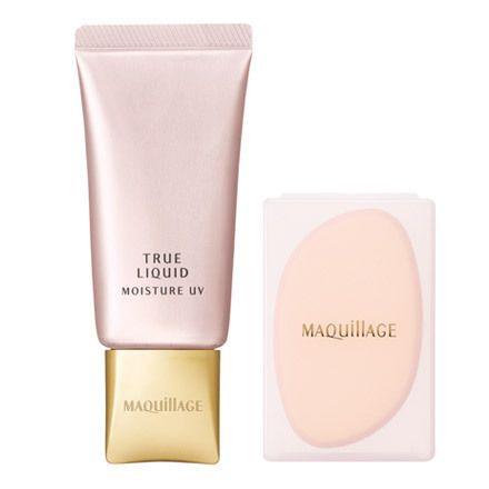 www.BonBonCosmetics.com - SHISEIDO MAQuillAGE True Liquid Moisture UV SPF 25/ PA  , $53.99 (http://www.bonboncosmetics.com/shiseido-maquillage-true-liquid-moisture-uv-spf-25-pa/)