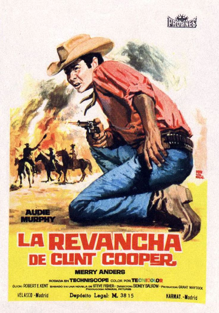 La revancha de Clint Cooper - The Quick Gun