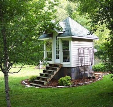 11 Tiny Houses. Eschewing excess space and making the most of every inch, these functional but tiny houses prove that bigger is not always better.