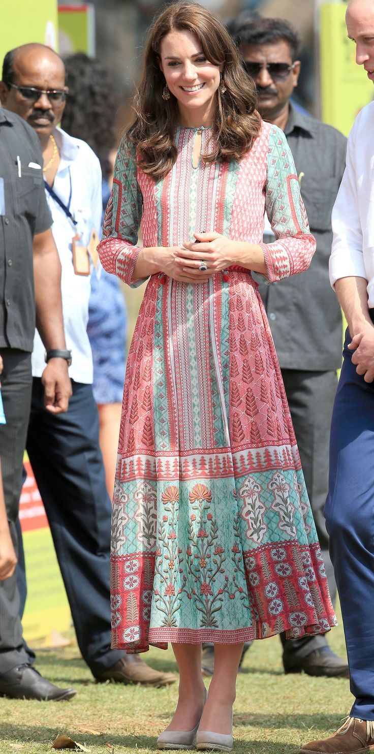 Kate Middleton's Most Memorable Outfits - April 10, 2016  - from InStyle.com