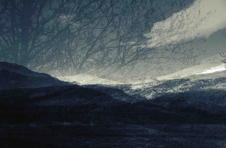 James Mclean Scotland Departure Medium: Photography + Digital Manipulation