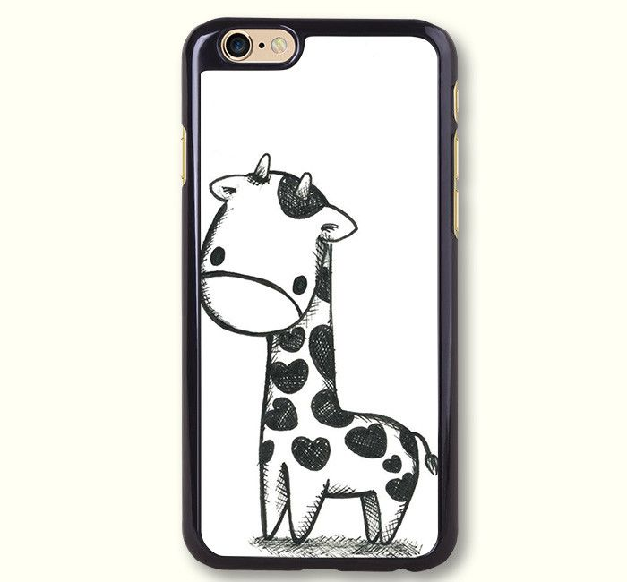 The Giraffe Protective Phone Case For iPhone case & Samsung cae, 50177