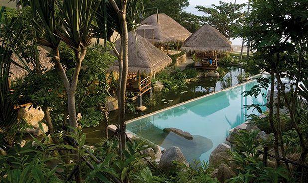 Kamalaya Wellness Santuary And Holistic Spa Resort In Thailand Ayurveda Tcm Health Resort Holistic Spa Break Koh Koh Samui Dream Vacations Yoga Resorts