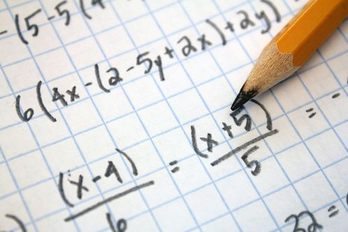 If you are taking the Praxis Core or re-taking just the Praxis Math, you need to know how to study for the Praxis Math test! Click this post for more!