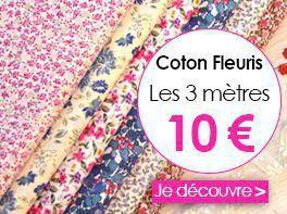 Coton fleuris