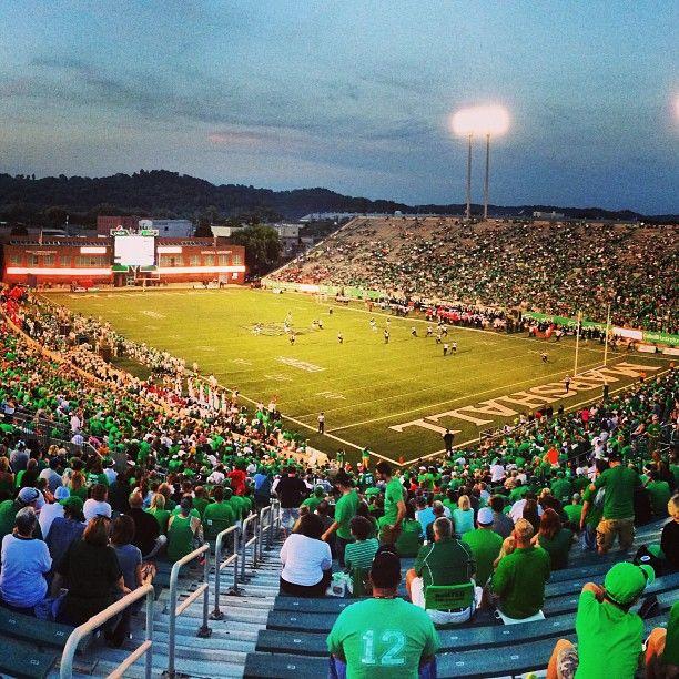 Joan C. Edwards Stadium West virginia, Marshall