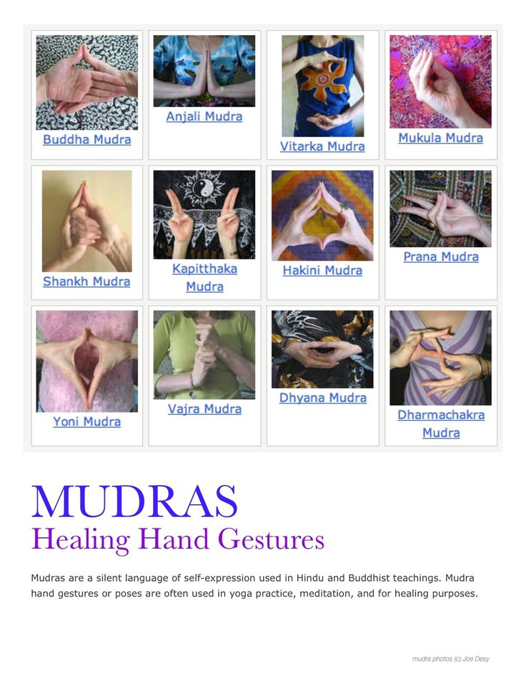 Healing Mudras Poster~  Healing Mudras Poster is available as a free download (PDF). PDF format works on iPhone, iPod Touch, and iPad. This poster is being offered for personal use only, it is not free for publication on blogs or Web sites.