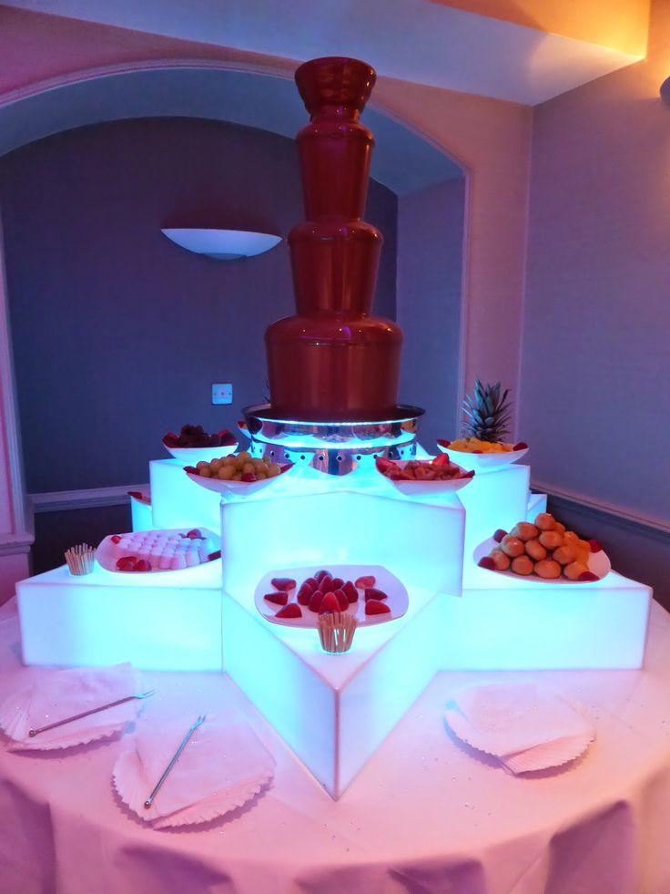 Chocolate Fountain Hire Fareham