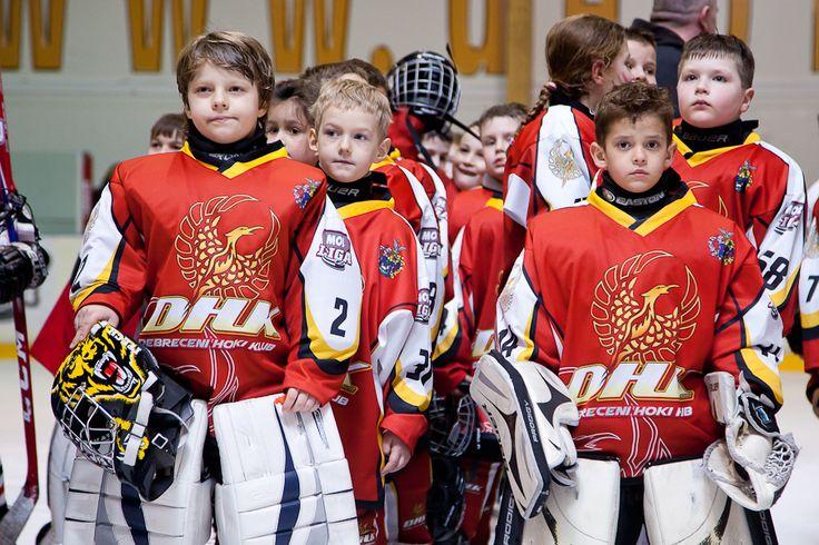 Omnitex // Our Works // Munkáink  Hockey Jerseys // Sport Jersey DHK Hockey  www.omnitex.hu