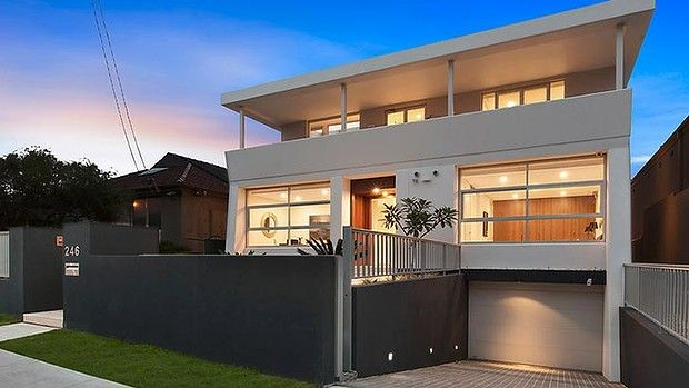 New record: The six-bedroom, seven-bathroom property on Military Road, Dover Heights.