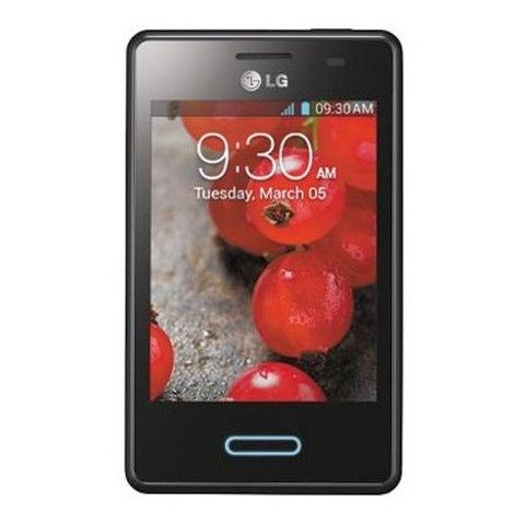 smartphone LG L3 II E430 4GB nero