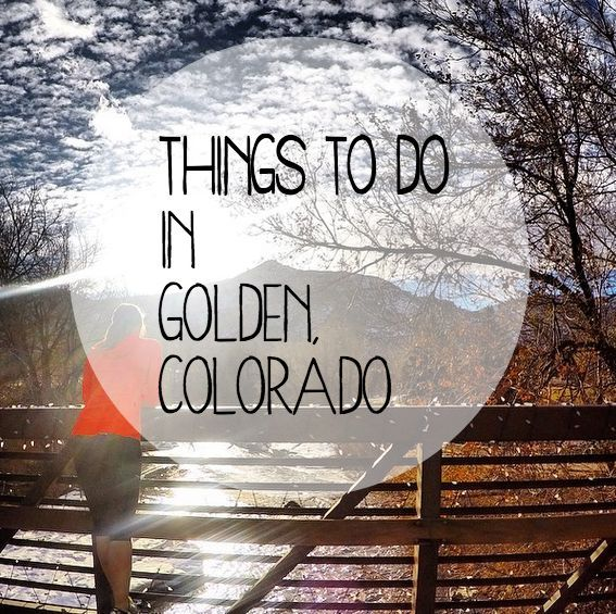 The top things to do when traveling to Golden Colorado for a day trip! So many…