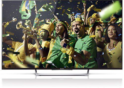 "Sony KDL-50W805B LED TV - Televisor  50"", Full HD, 1920 x 1080 Pixeles, Analógico y Digital."
