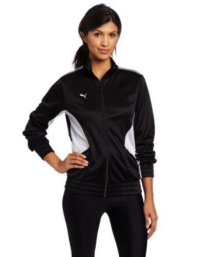 Puma Women's Statement Jacket - List price: $54.99 Price: $19.25 Saving: $35.74 (65%)