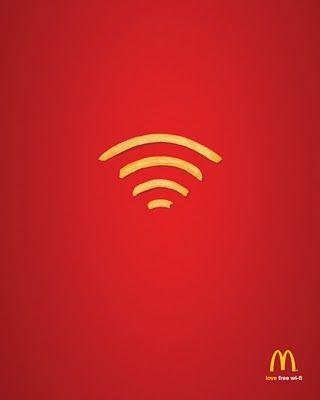 McDonalds WiFi.