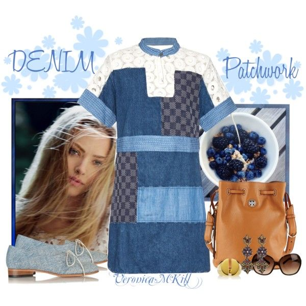 Denim Patchwork: