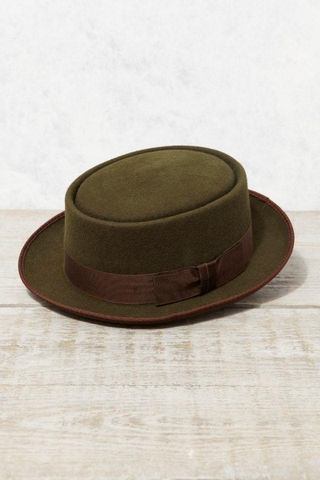 The Mirams Pork Pie Hat | Jack Wills