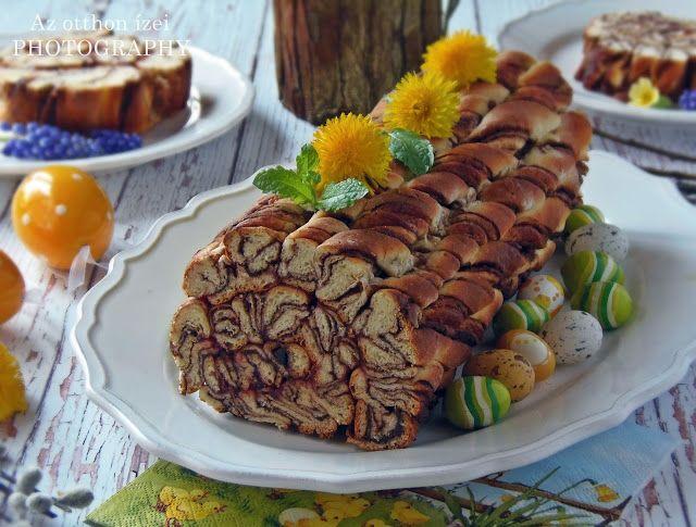 Az otthon ízei: Spirálos márvány tekercs