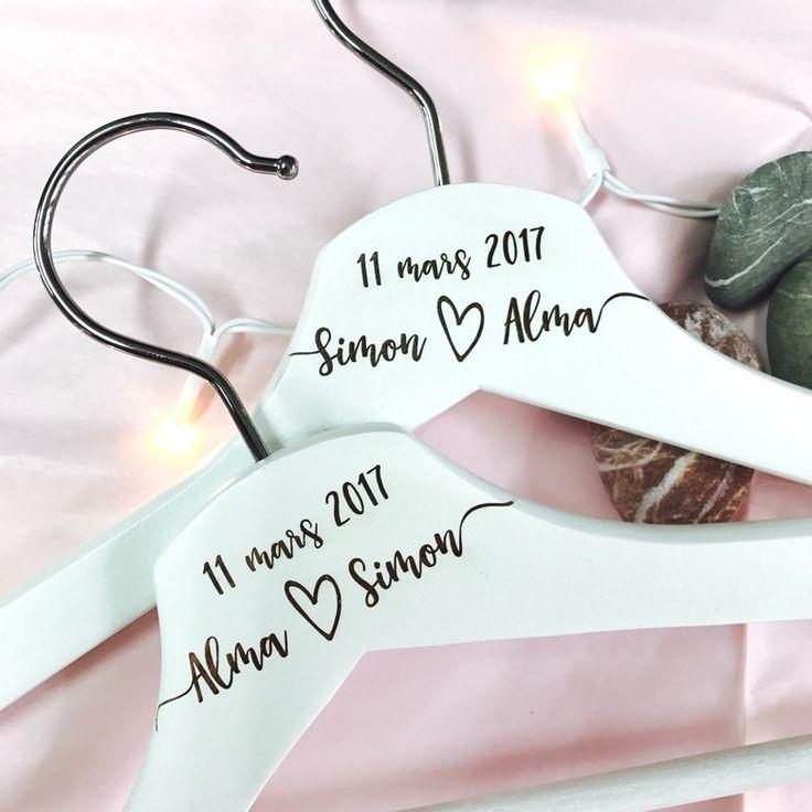 Vacker gåva till brudparet.