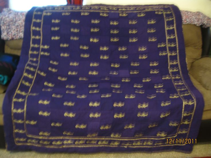 247 best quilt crown royal images on Pinterest | Accent pillows ... : crown royal quilt patterns free - Adamdwight.com