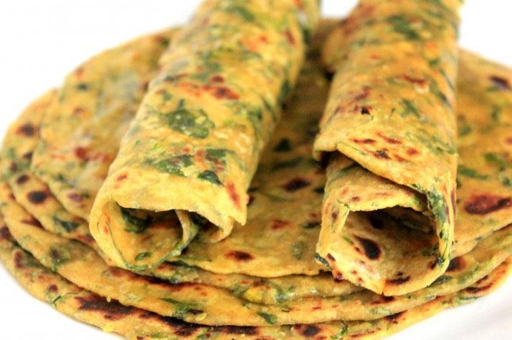 Methi Thepla   Gujarati Food   Culture Food   Pinterest ...