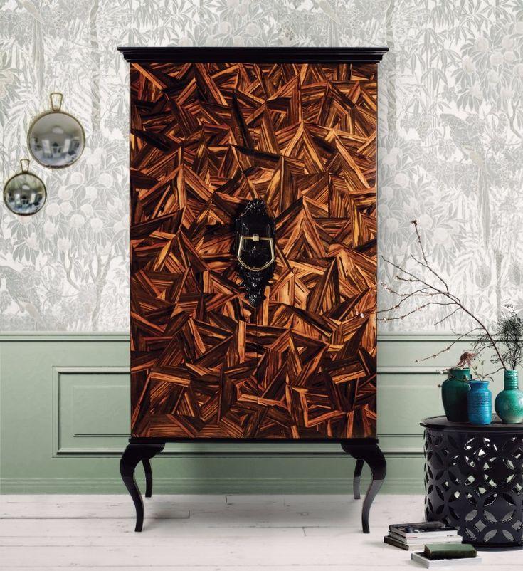Gorgeous bedroom cabinet design for luxurious master bedrooms | www.masterbedroomideas.eu #bedroomcabinets #cabinetsideas #masterbedroomdesign #masterbdedroomideas  #woodencabinet