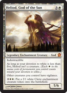 TOPSELLER! Magic: the Gathering - Heliod, God of... $2.40