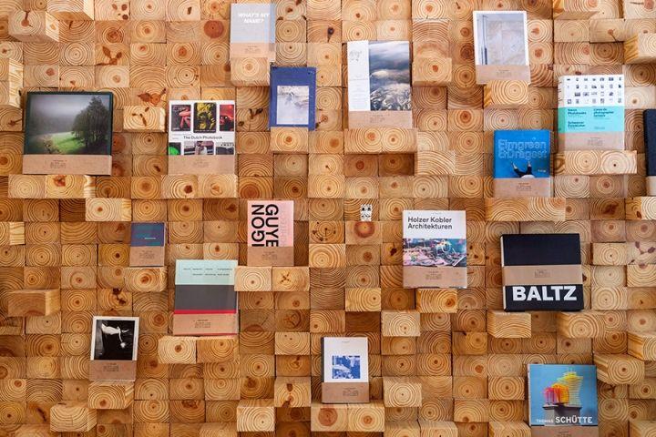 Casa Bosques Bookshop by Savvy Studio, Mexico City store design