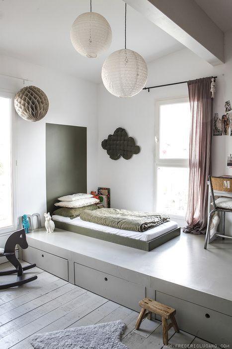 Jongens slaapkamer inspiratie. Voor mmeer kinderkamers check ook http ...