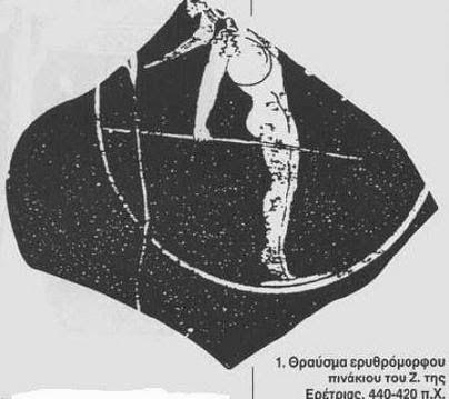 Αγώνες Πολιτών: Πυρρίχιος χορός γυναικών στην αρχαία ελληνική εικο...