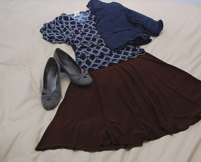 Conference Outfit by academichic, via Flickr    See academichic and S. from Narrowly Tailored (doesn't pin)
