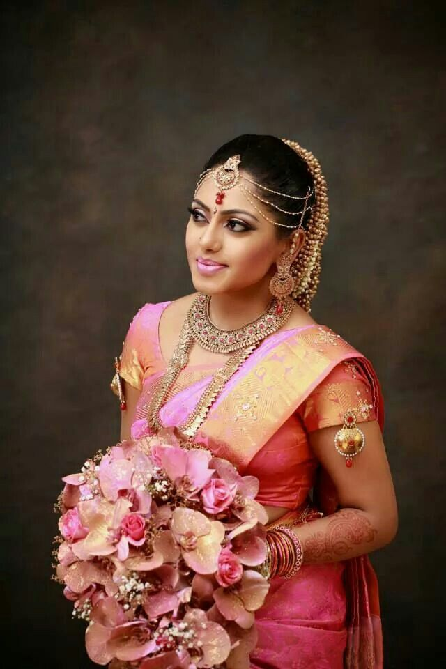 Srilankan Tamil Bride WeddingGold WeddingIndian Wedding MakeupBridal MakeupHindu