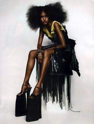 Mario Testino, Vogue Paris, November 2008