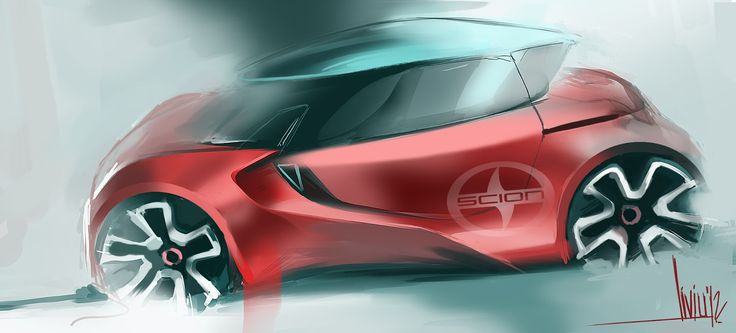 Concept Scion City Car