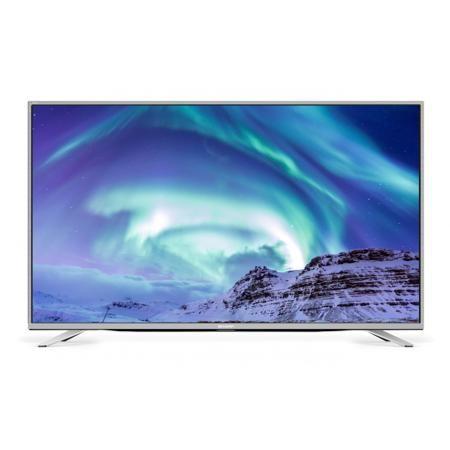 Sharp LC-55CUF8462ES  — 59989 руб. —  Жидкокристаллический телевизор LC-55CUF8462ES в лаконичном дизайне своего черного корпуса с тонкой рамкой и практически незаметными подставками станет стильным дополнением вашей гостиной или спальни. Его 55-дюймовый экран будет виден из любой точки даже просторного помещения, а высокое разрешение матрицы с поддержкой Ultra HD 3840х2160 пикселей обеспечит великолепное качество изображения. Глубокий звук сопровождает видеоряд благодаря технологии насыщения…